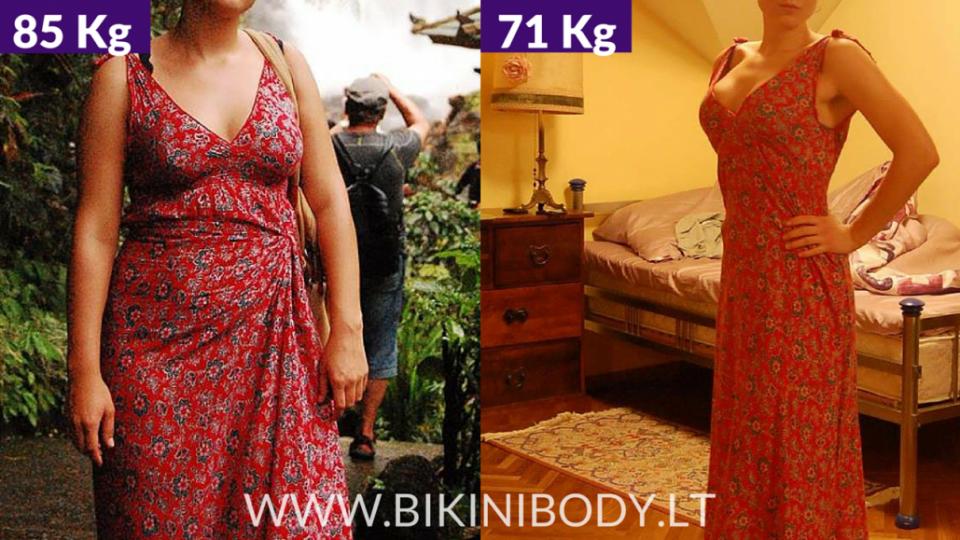 Monik – bikinibody